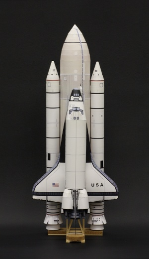 Space Shuttle Columbia(STS-1 ミッション時)